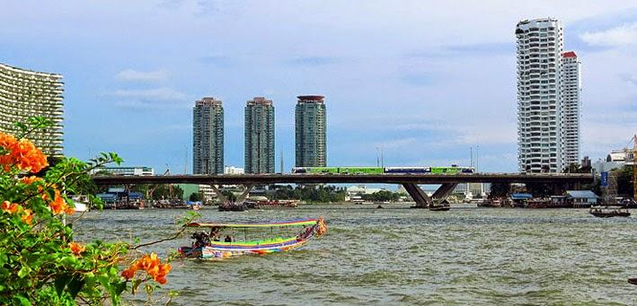 Amazing Bangkok Picture showing budget travel