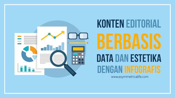 Menyajikan Konten Editorial Berbasis Data dan Estetika dengan Infografis
