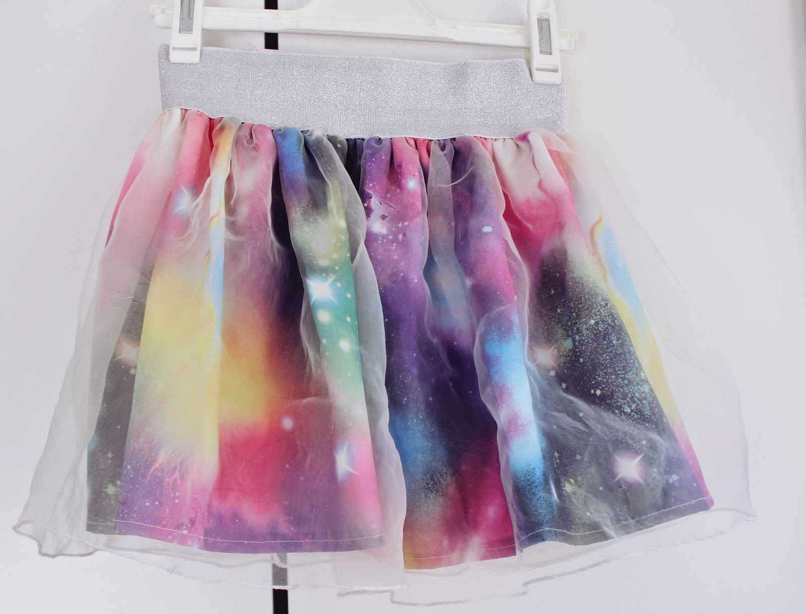 Galaxy Skirt Harajuku fashion Taobao