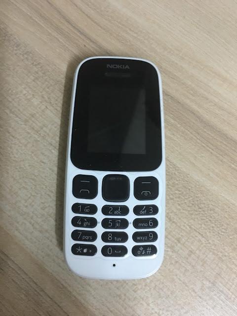 Review, đánh giá điện thoại Nokia 105 Dual Sim