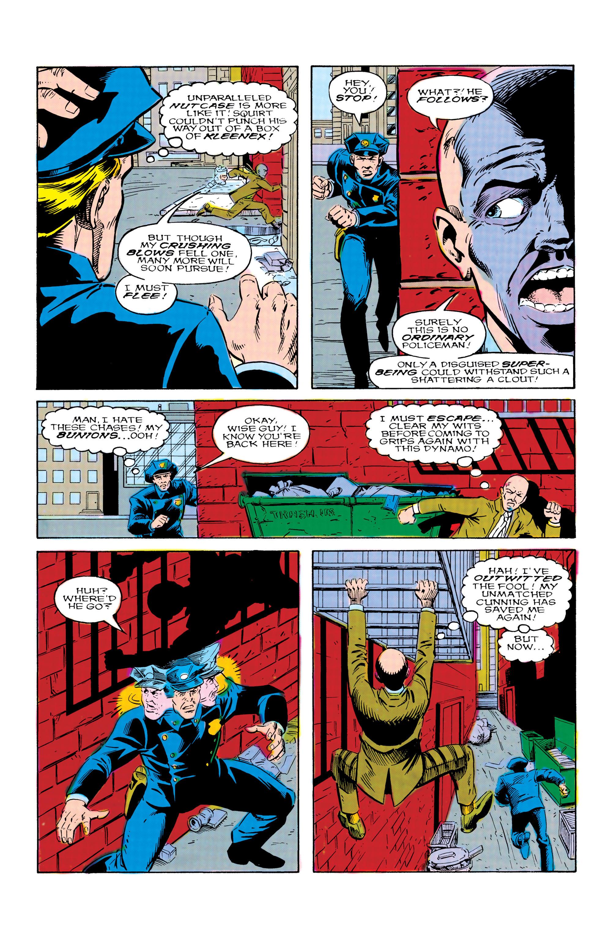 Read online Secret Origins (1986) comic -  Issue #41 - 4