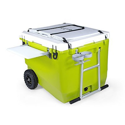 Wheeled Camping Cooler