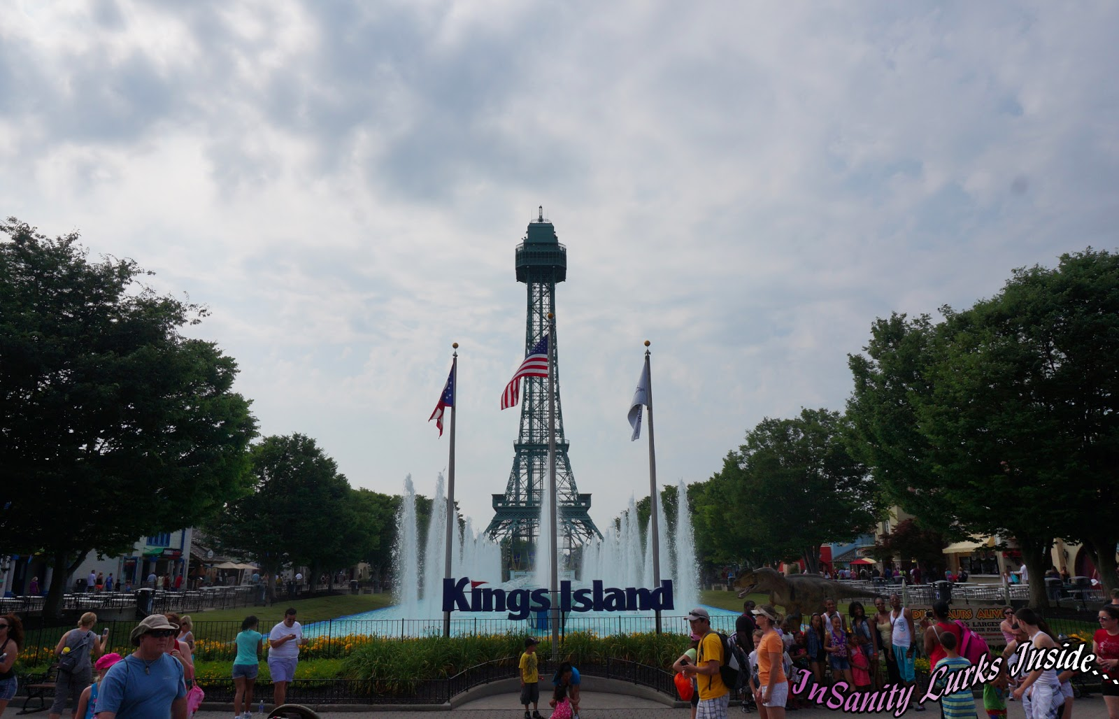What Is The Weather At Kings Island