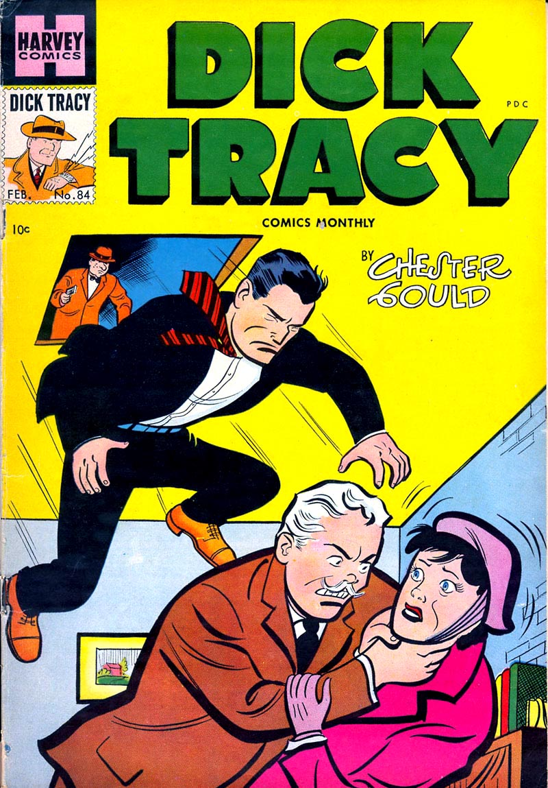 Dick Tracy (1950) 84 Page 1