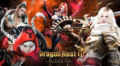 Dragon Nest 2 Legends v0.3.15 Apk Released English Patch Android