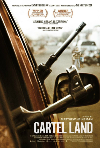 Cartel Land [2015] [DVD9] [NTSC] [Latino]