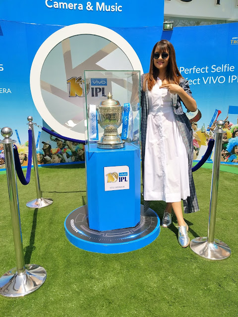 VIVOIPL 2017 Trophy Tour raises the cricket fever in Ranchi
