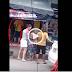 แล้งน้ำใจมาก!!! ห้ามจอดรถหน้าร้านกรู ถนนของกรู หน้าร้านของกรู #พยายามใช้ไม้ไล่ตีคนที่มาจอดรถ งานนี้แจกหน้า Hee!! เพียบ!! (ชมคลิป)