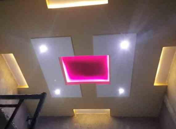 Desain Plafon Rumah Minimalis Type 36. Mengubah Ruangan ...