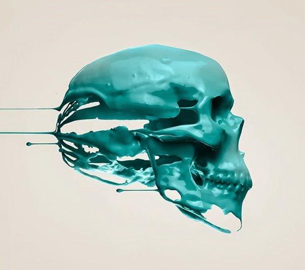 cráneos humanos
