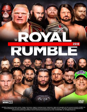 WWE Royal Rumble 2018 Download