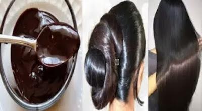 اكتشاف امريكي مذهل لتطويل الشعر وتكثيفة بمكونين فقط في اسبوع /ضعيها لشعرك ساعة ولن يتوقف عن الممو