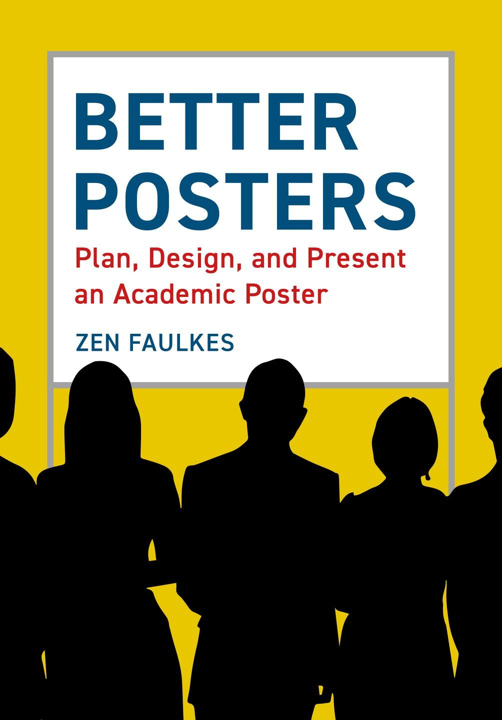 Better Posters book
