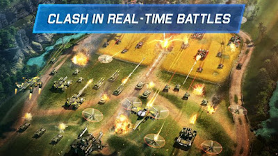War Planet Online: Global Conquest APK 1.5.0l Versi Terbaru Update 2018
