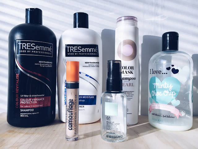 Loppuneet kosmetiikkatuotteet – Lokakuu 2017