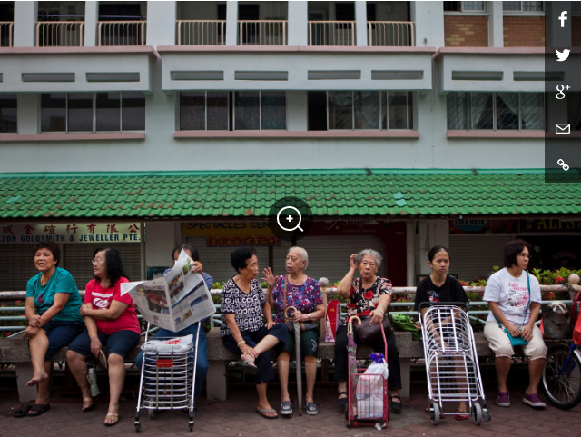 Singapura, Rata-rata usia penduduk : 82,6 tahun