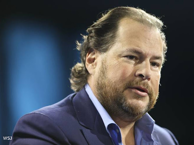 Time Magazine Sold for $190 Million to Marc Benioff
