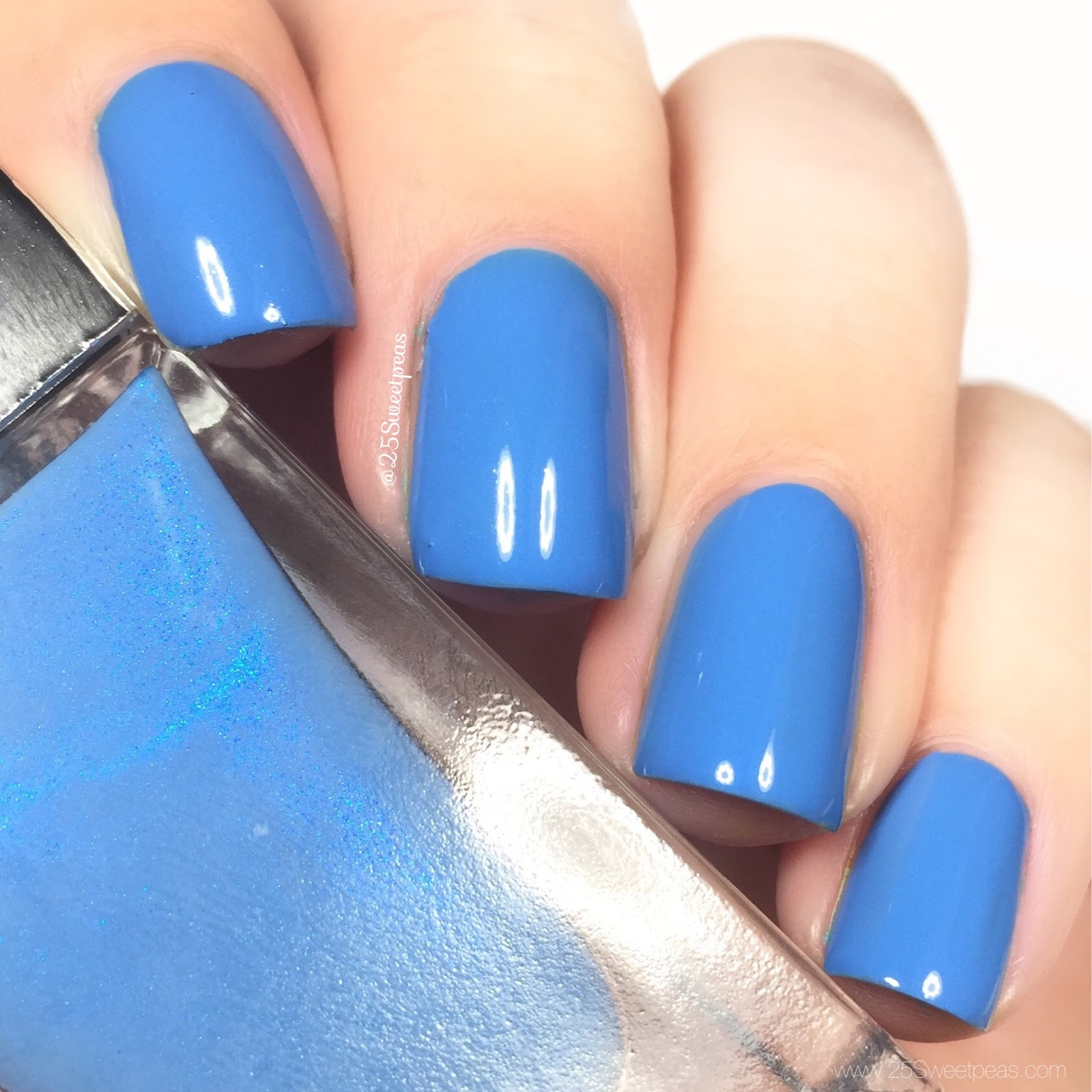 Sheer Lust Bubble Blue