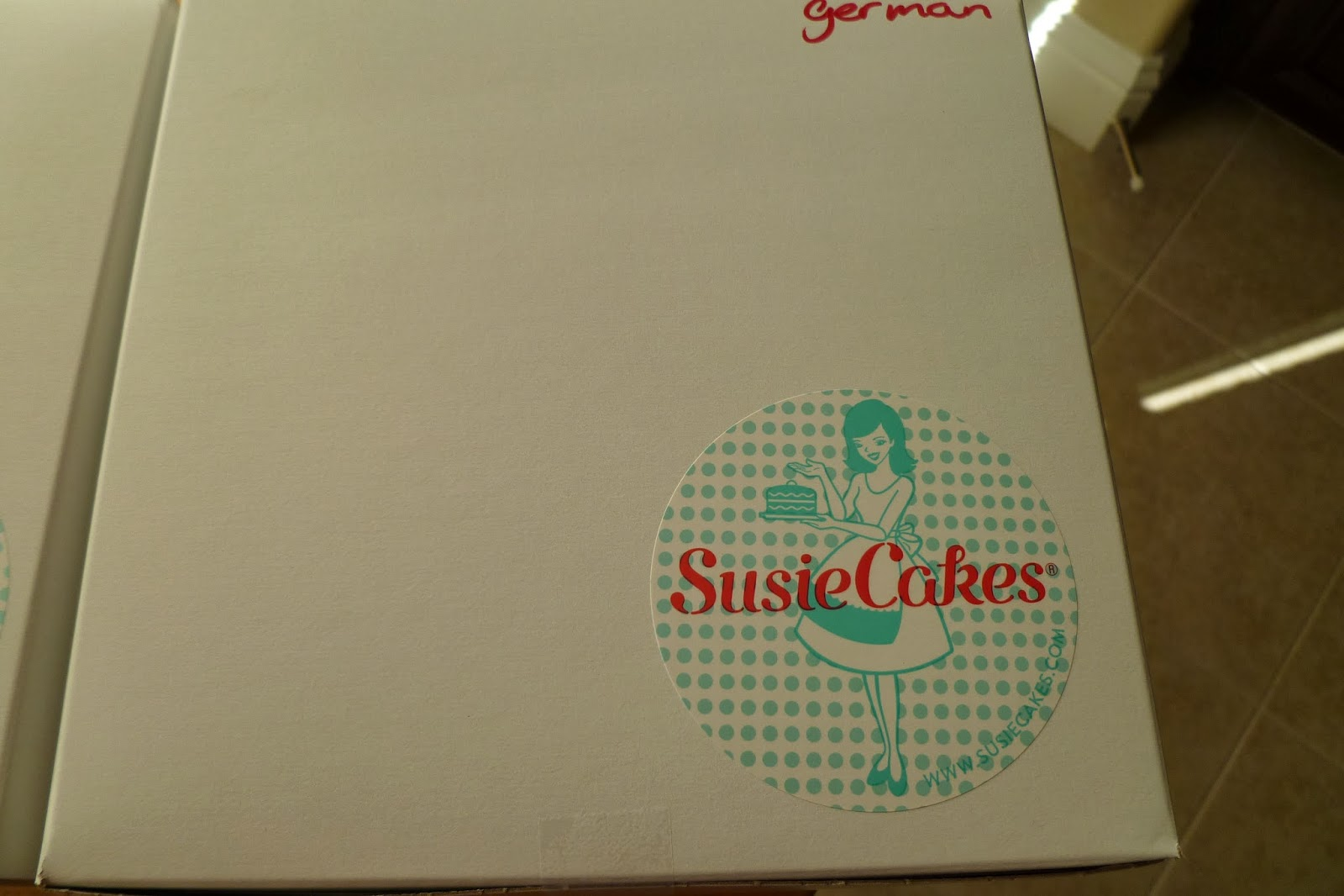Susie Cakes Red Velvet Calories