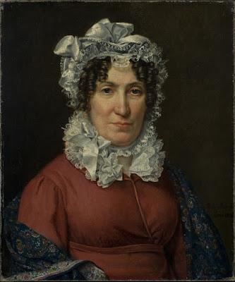 Portrait présumé de Catherine Frémiet, 1820, Sophie Rude