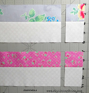 A Quilting Chick - Block Steps