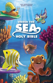 Under The Sea: Children's Bible l LadyD Books