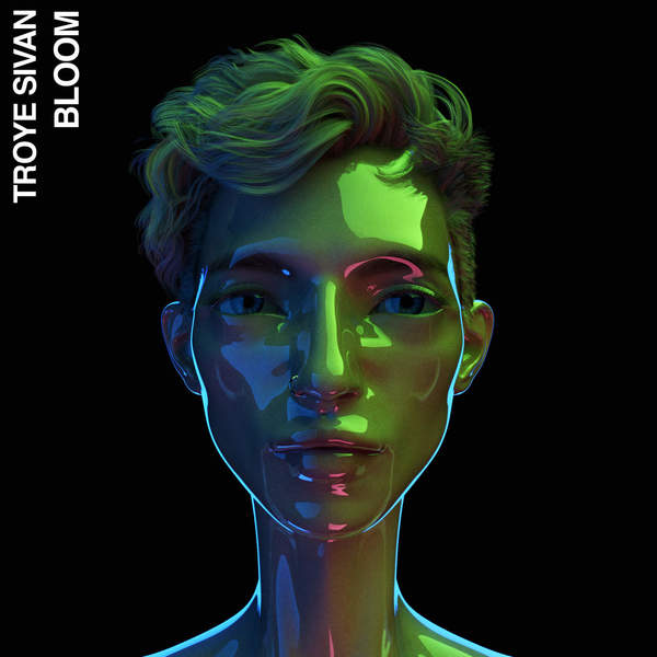 Troye Sivan - Bloom - Single Cover