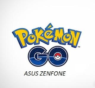 Cara Install Pokemon Go Pada Hp Asus Zenfone 4, 4S, 5, 6 dan Zenfone C