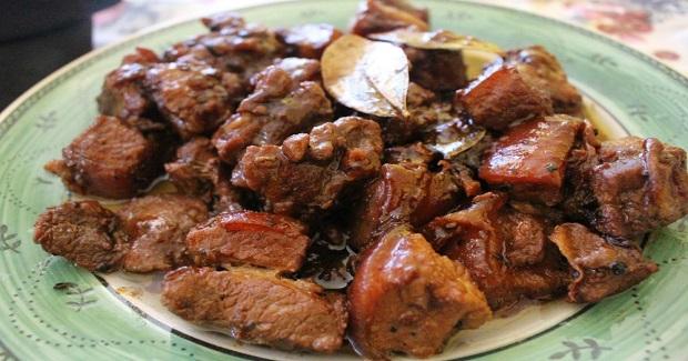 Pork Belly Adobo Recipe