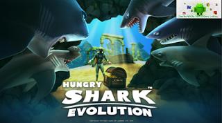 Hungry Shark Evolution v4.3.0 MOD APK (Unlimited coins/gems/god)