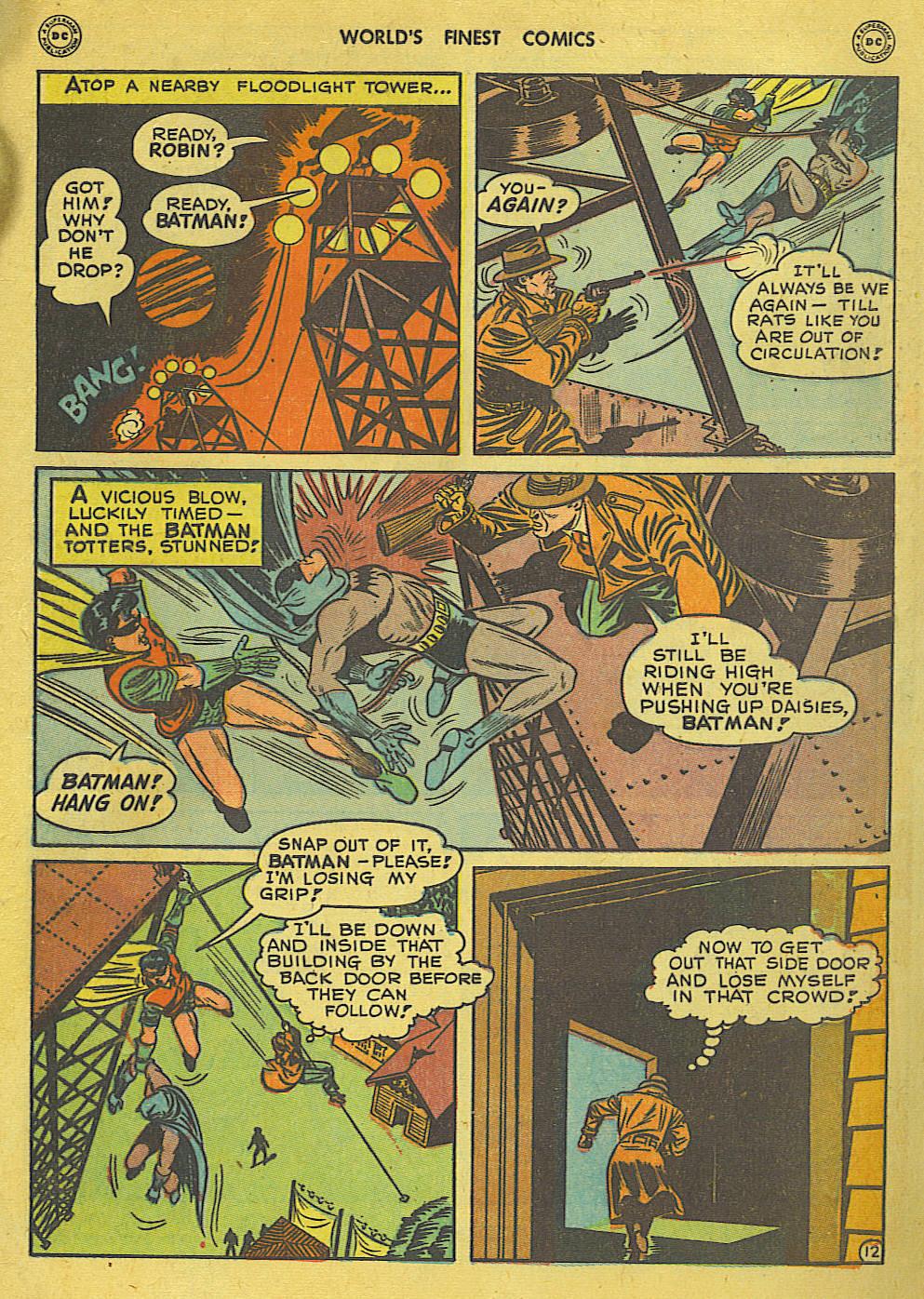 Read online World's Finest Comics comic -  Issue #34 - 73