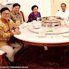 6 Kesepakatan Jokowi dan Ketum Parpol Koalisi di Istana Bogor, Warganet: Istana Kok Dipakai Kepentingan Parpol