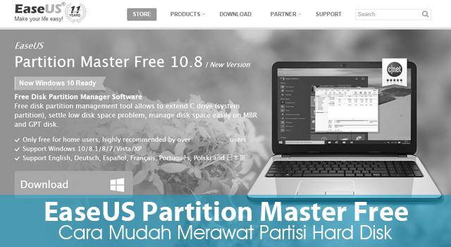 EaseUS Partition Master