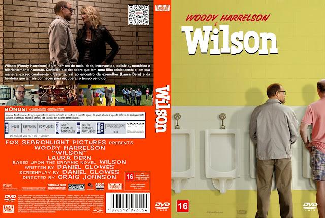 Capa DVD Wilson [Custom]
