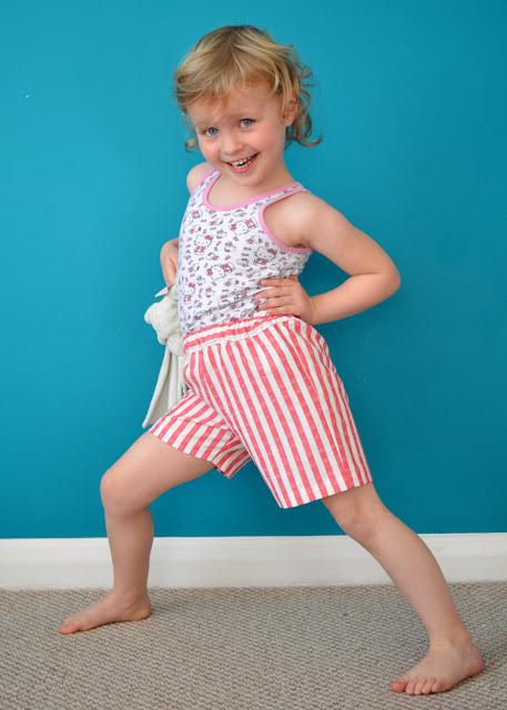 Kid's Sunny Day Shorts