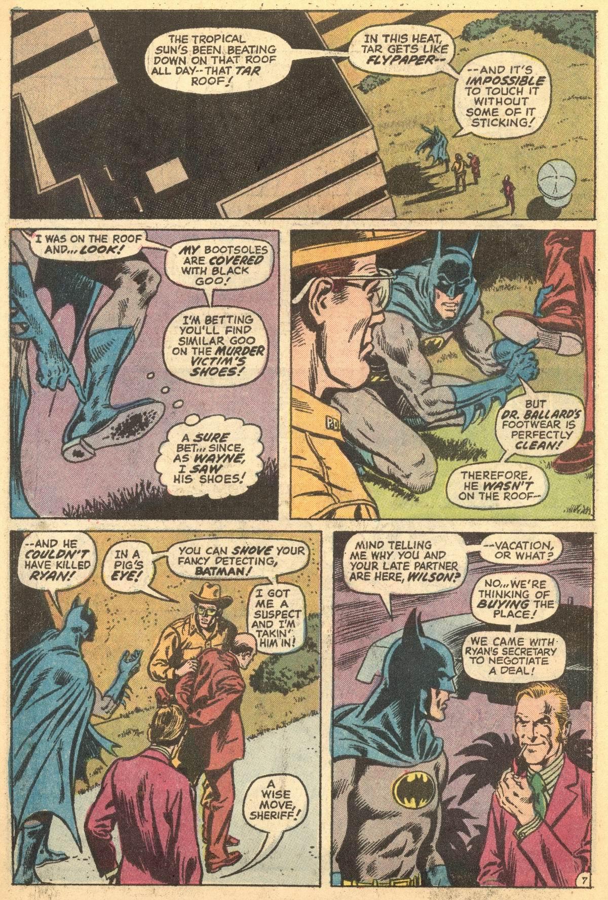 Detective Comics (1937) 431 Page 9