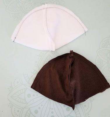 Tiny Aviator Hat Free Pattern