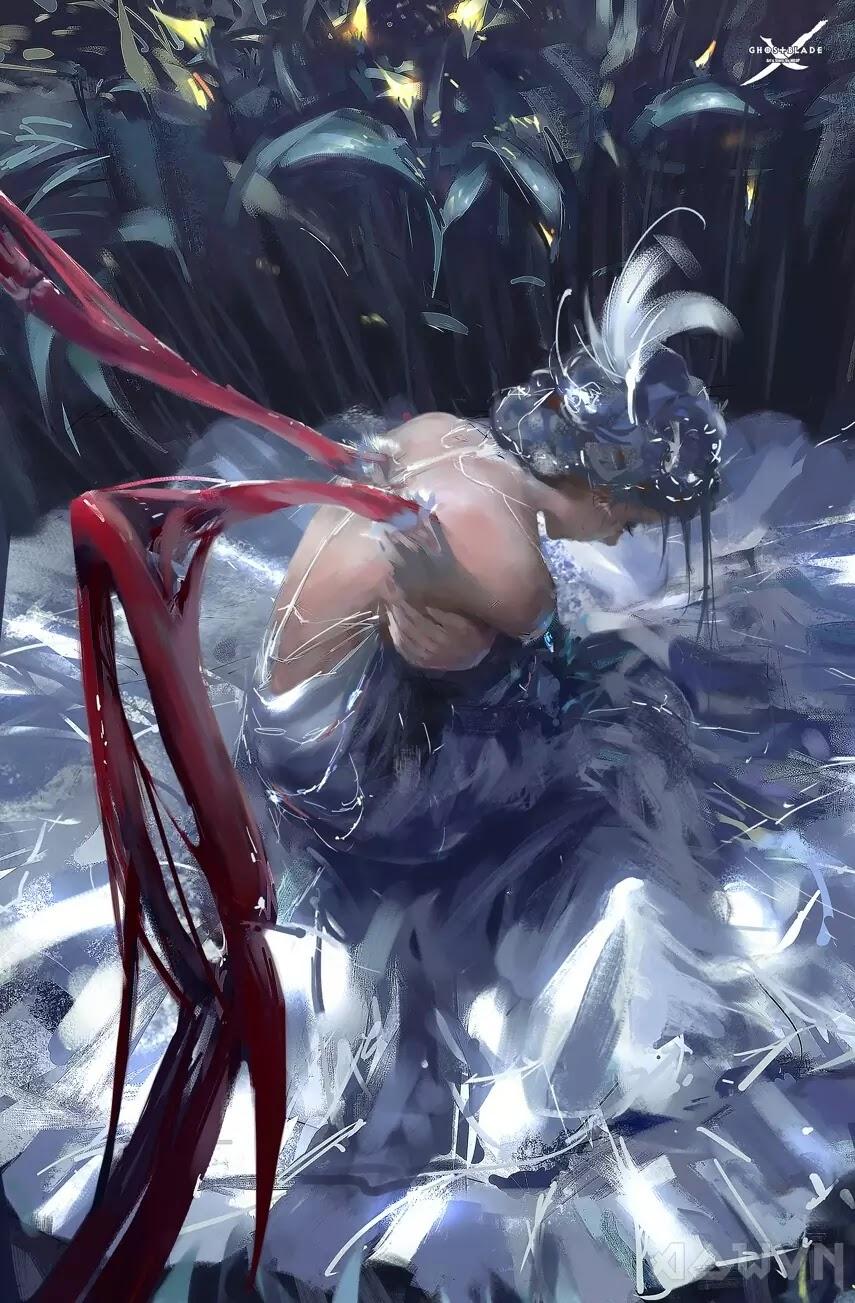 64 AowVN.org m - [ Hình Nền ] Anime Cực Đẹp by Wlop | Wallpaper Premium / Update