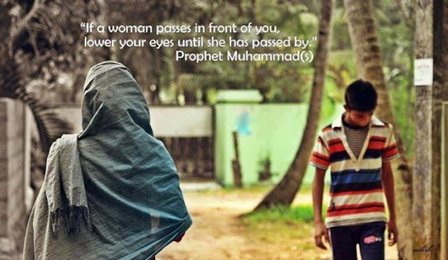 Etika Tentang Pentingnya Menjaga Pandangan Mata