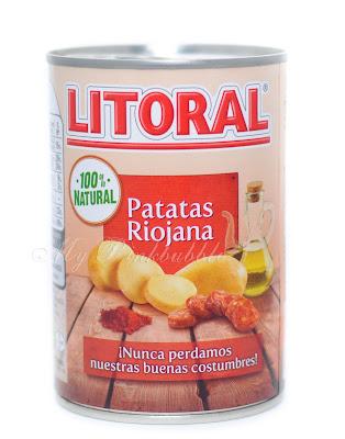 Litoral patatas a la Riojana