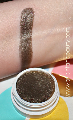Swatch of ColourPop's Midnight