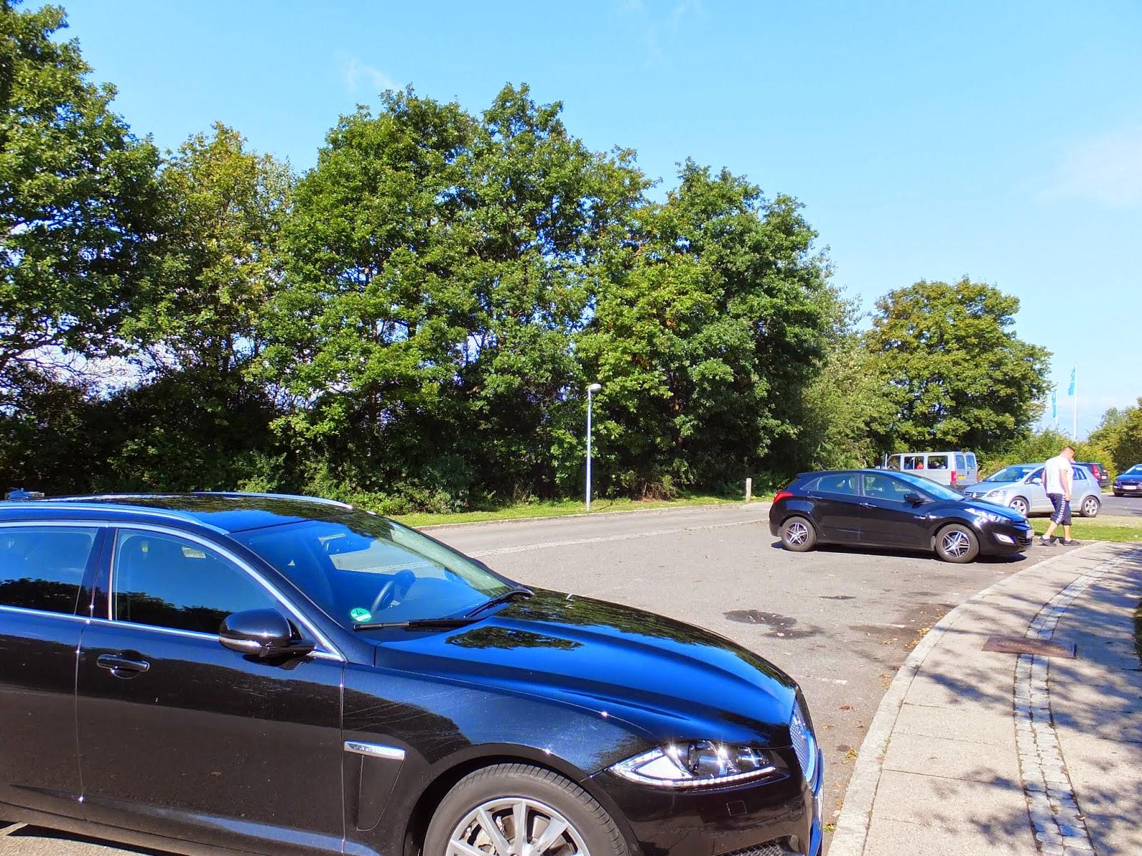 germany-highway-restarea ドイツのパーキングエリア