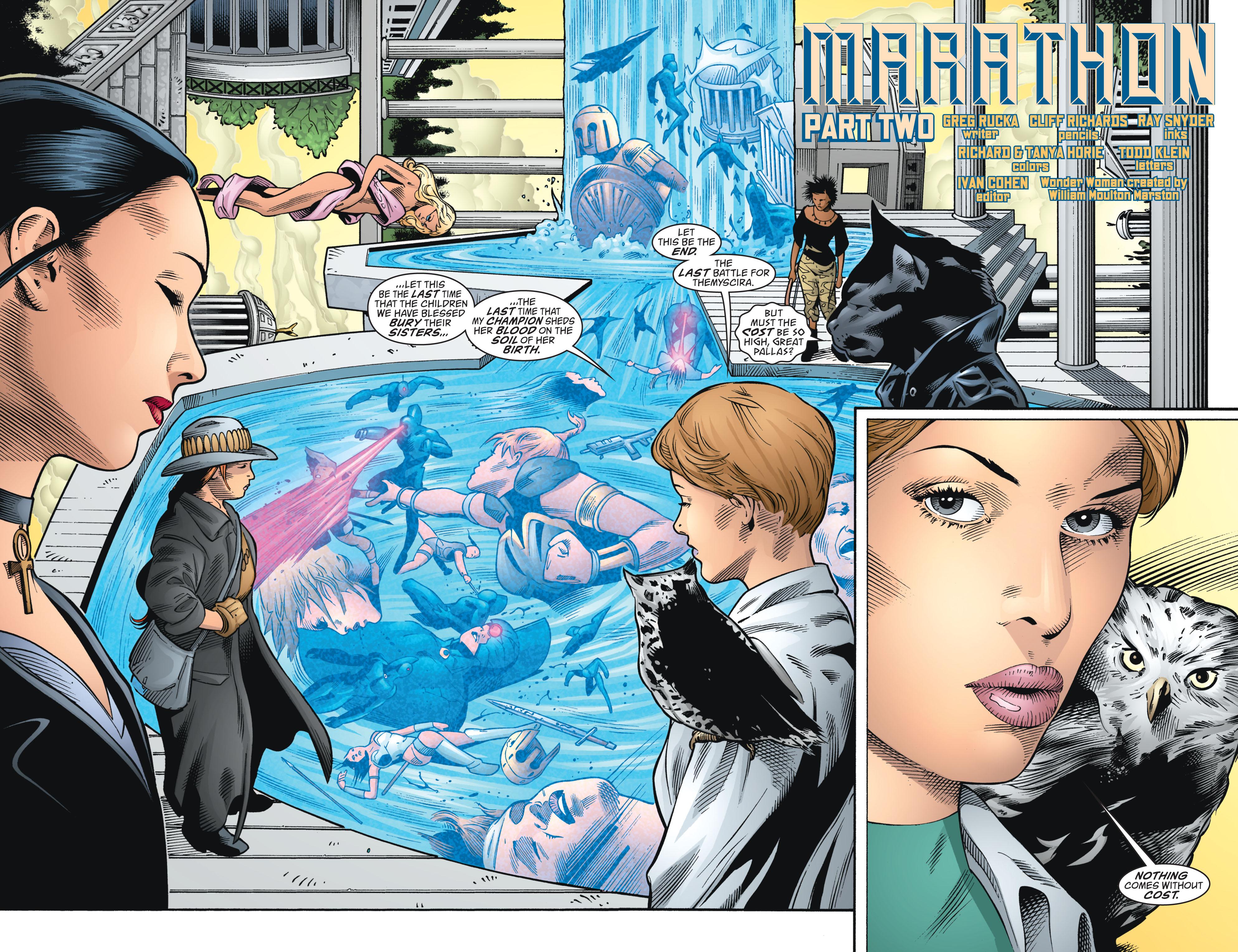Read online Wonder Woman (1987) comic -  Issue #224 - 3