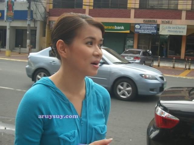 AruySuy: Cute Filipina Actress Lj Reyes