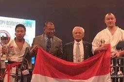 Selain Zohri, Inilah Atlet yang bawa nama harum Indonesia