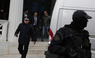 Στην Αθήνα κλιμάκιο του τουρκικού υπουργείου Δικαιοσύνης για τους «8»