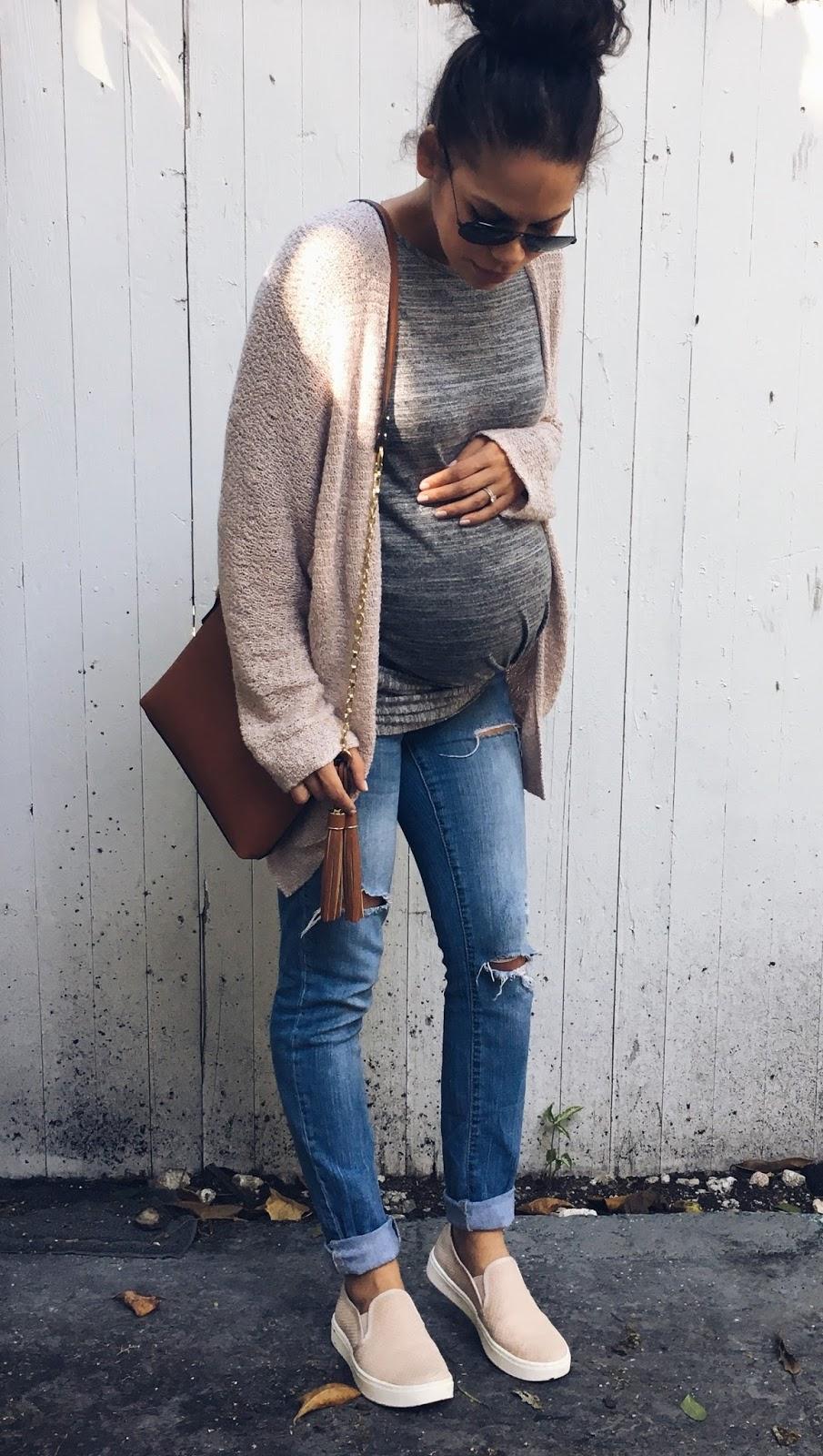 Blush Cardigan Sweater