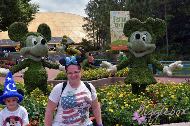Epcot, Epcot International Flower and Garden Festival, International Flower and Garden Festival, Flower and Garden Festival, Epcot Center at Walt Disney World, Epcot's Spring festival, Walt Disney World in the Spring time,