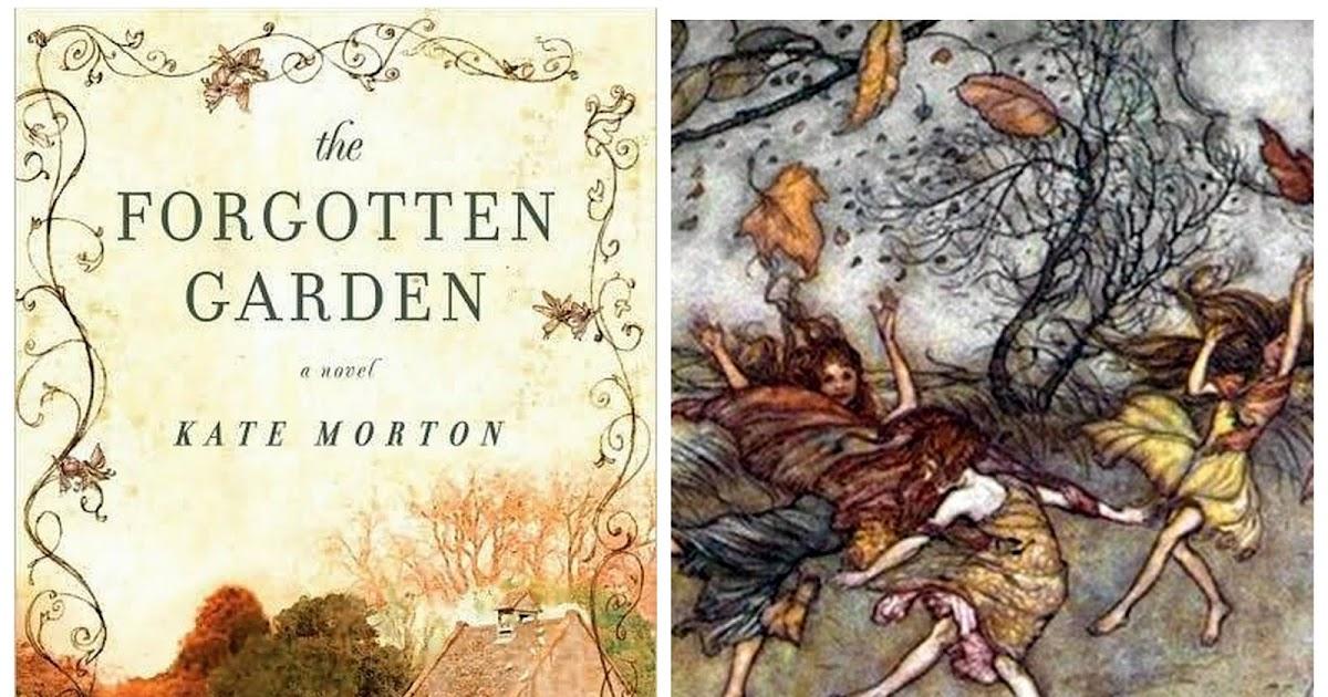 Delicious Reads The Forgotten Garden By Kate Morton Book Club Ideas