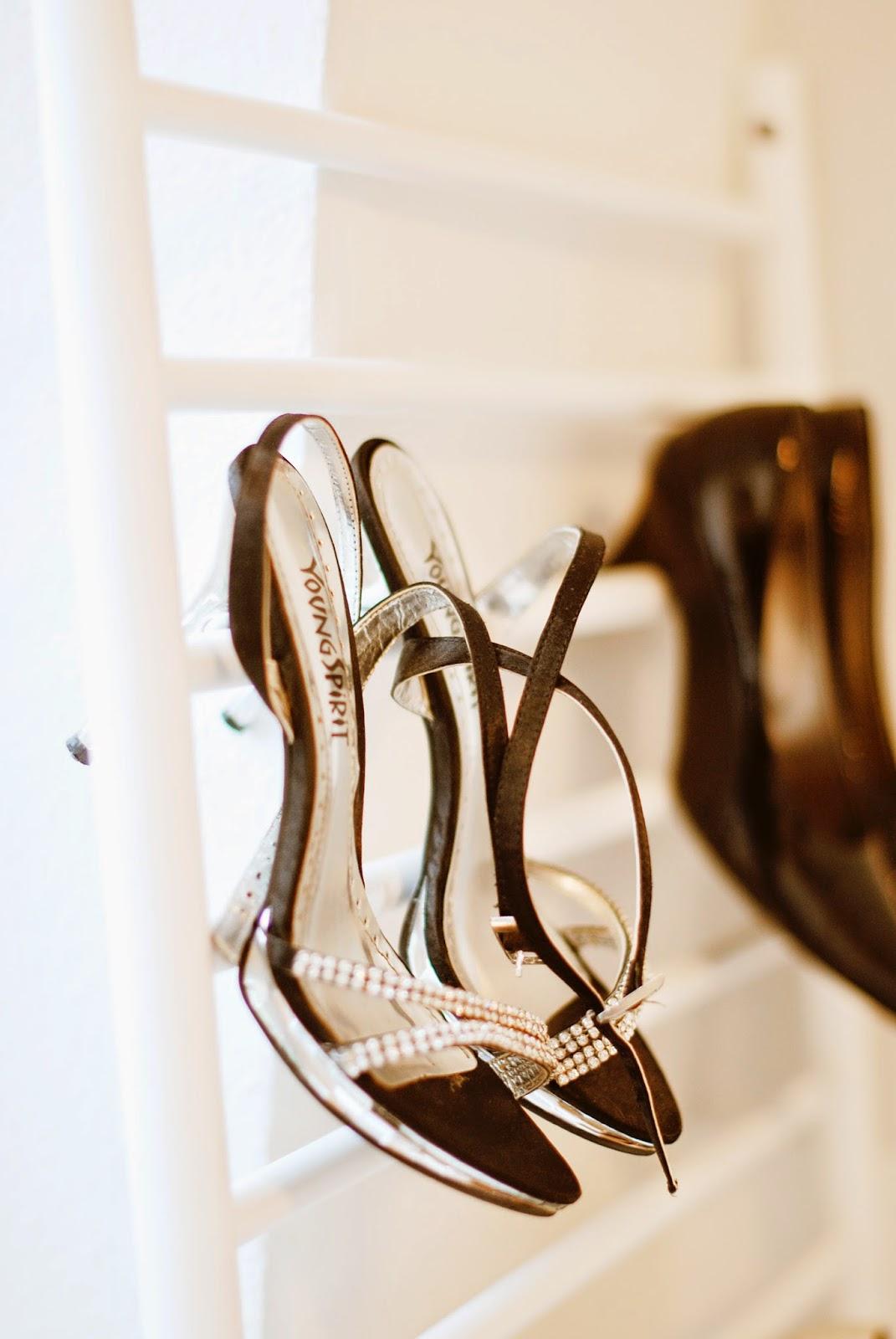 Aufbewahrung Schuhe